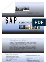 SAP-SIC 2016 Español