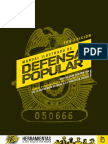 Defensa Popular - Sin Miedo