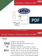 patrones de diseño y orientacion a objetos en php