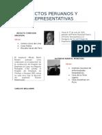 Arquitectos Peruanos y Obras Representativas