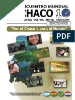 Gaceta Encuentro Mundial Del Chaco 2010