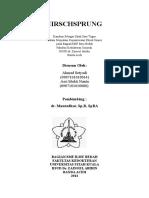 COVER Hirschsprung