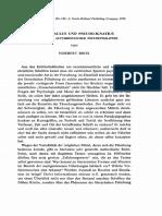Brox1976 Pseudo-paulus Und Pseudo-ignatius Einige Topoi Altchristlicher Pseudepigraphie
