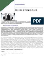 Argentinos Alerta - Acta de la declaración de la Independencia - 2012-07-10.pdf