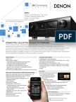 Spec Sheet Incomand AVR3312CI r11