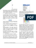 03 Guía - Word Básico Nivel I