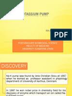 Sodium Pottasium Pump