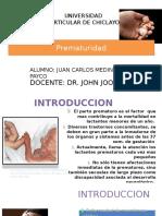 prematuridad  FINALLL