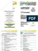 13a Jornadas Diabetes Adibacals