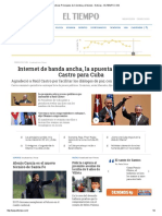 Noticias Principales ade Colombia y El Mundo - Noticias - ELTIEMPO