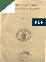 Merrill, E.D. 1919. Species Blancoanae. Manila.