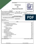 Sistemas de Representación Plan 2013