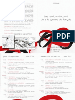 Colloque - Accords - Programme