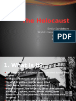 the holocaust research project