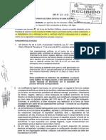 Solicitud de exclusión de candidatura presidencial de Pedro Pablo Kuczynski por entrega de dádivas