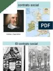"""Exposición sobre """"El Contrato Social"""" según Hobbes y Rosseau"""