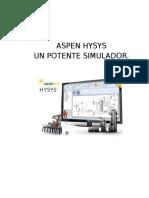 Resumen Aspen Hysys