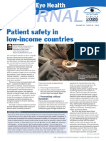 Issue 90 Patient Safety in Low Income Countries