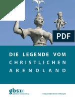 Die Legende vom Christlichen Abendland - Giordano Bruno Stiftung