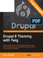 Drupal 8 Theming with Twig - Sample Chapter