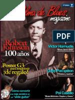 Con Alma de Blues Magazine - 3 Edici n