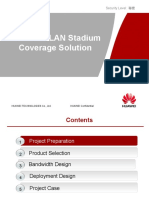 Huawei Agile Stadium Solution Design Guide
