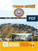 Presbyterian Review - July_December, 2015