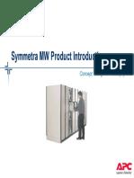 APC Symmetra MW UPS Training Module