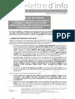 FEGAPEI Lettre Information 462