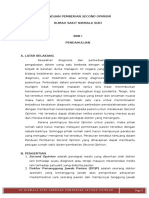 Panduan Pemberian Second Opinion Revisi Dr Satya