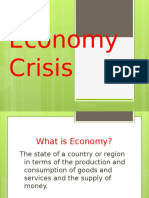 All Economic Crisis in Pakistan