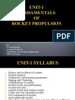 rocket propulsion unit-1