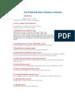 Basic & Advanced Syllabus of Mikrotik