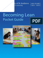 Becoming Lean Pocket Guide