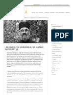 """""""Războiul Cu Gândurile, Un Război Nuclear"""" (II) _ Familia Ortodoxa"""