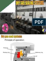 Compressor Dry Gas Seal System