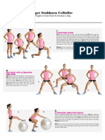 The Cellulite Workout Prevention
