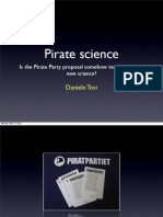 Pirate Science
