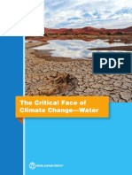 Critical Face of Climate Change