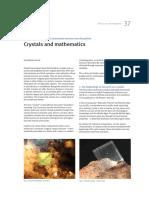 14Crystals and Math