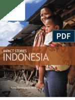 Indonesia Impact Stories