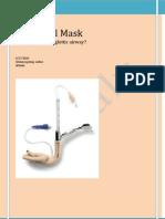 Laryngeal Mask