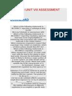 BOS 3640 UNIT VIII ASSESSMENT.docx