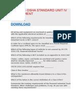 BOS 4025 OSHA STANDARD UNIT IV ASSESSMENT.docx
