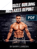 Muscle Mistakes 2016