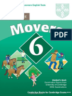 Young Learners English Tests Movers 6 Student s Book