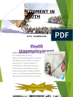 Unemployment in Youth