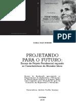 Projetando Para o Futuro