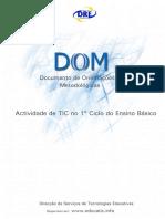 Doc Orientador TIC 1º Ciclo