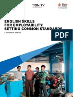 English For Employability